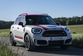 countryman, john cooper works, mini, új mini