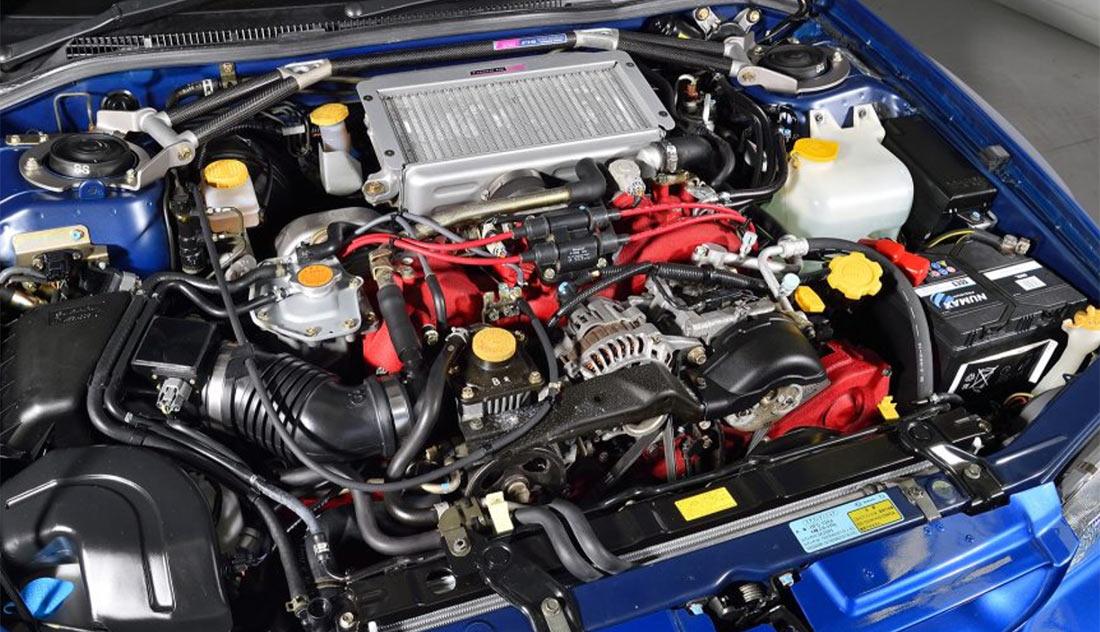 1998 Subaru Impreza WRX 22B STi