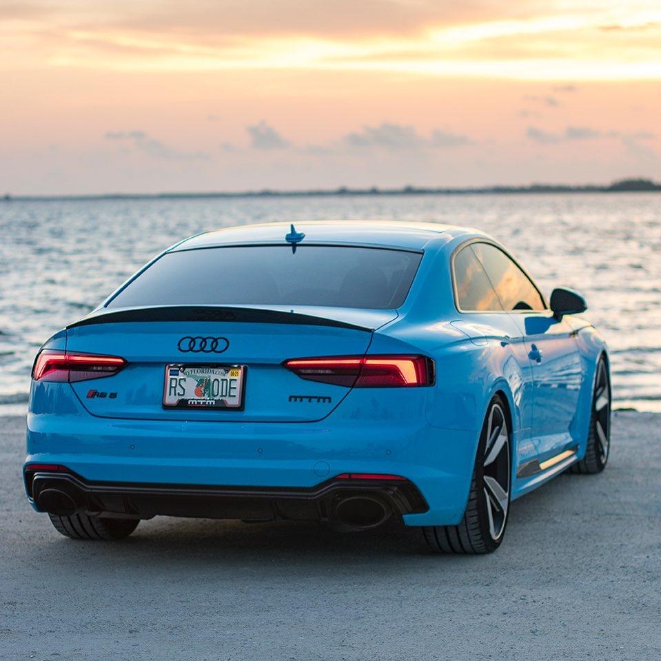 Audi R8 szintre piszkálta fel az MTM az RS5-öt
