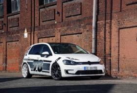elektromos autó, tuning, új e-golf, új volkswagen, xxx performance