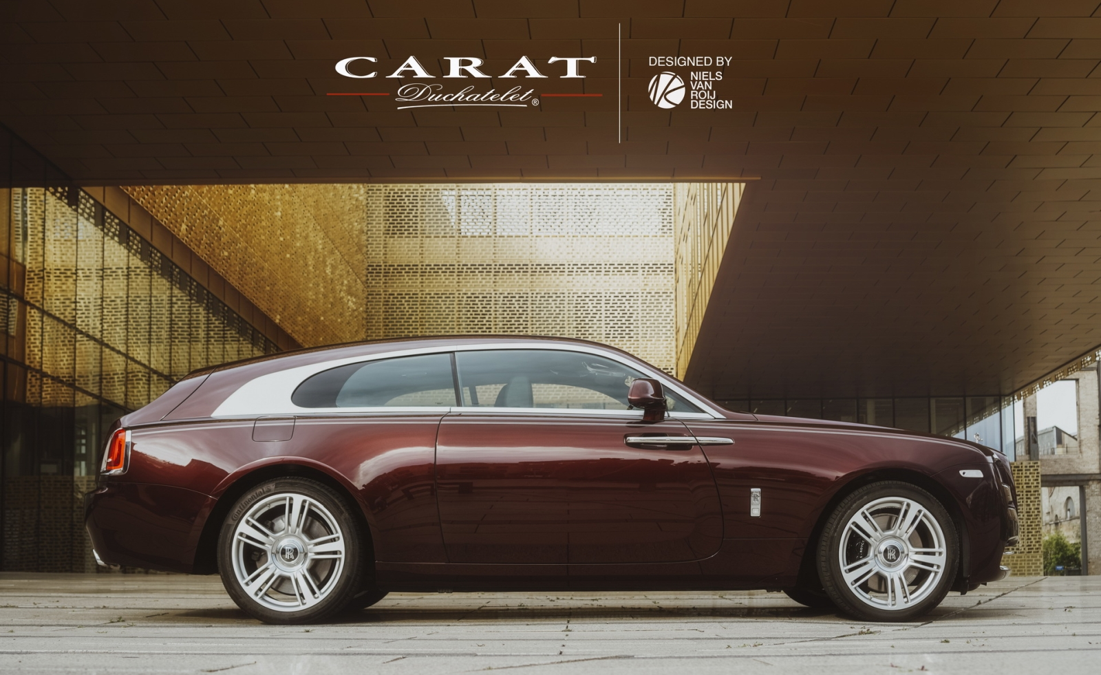 Carat by Duchatelet Silver Spectre Shooting Brake