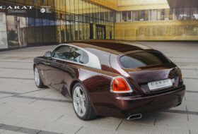 rolls-royce, shooting brake, wraith