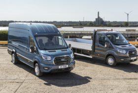 5 tonnás transit, áruszállító, dobozos, ford, transit