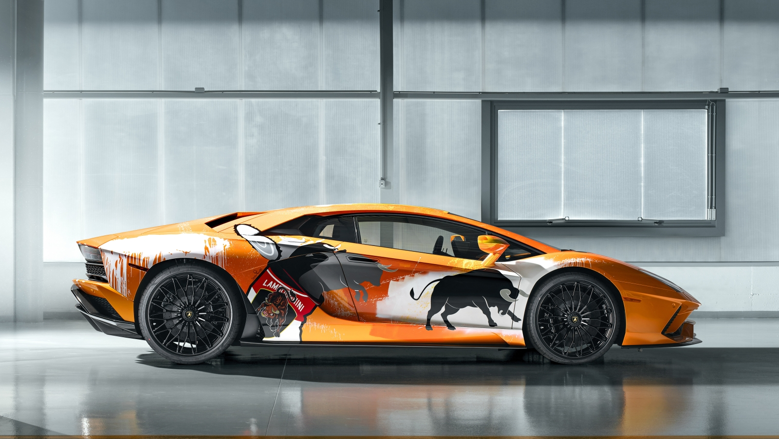 10 ezernél tart a Lamborghini Aventador