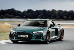 audi, audi r8, green hell edition, nürburgring, r8 v10, zöld pokol