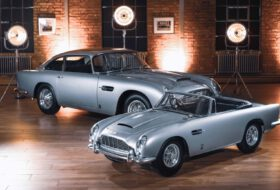 aston martin, db5, db5 junior, db5 vantage junior, elektromos