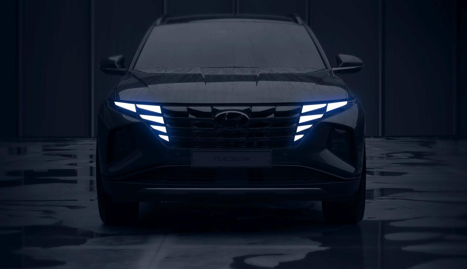 HyundaiTucsonAddsRevolutionaryRedesign 1