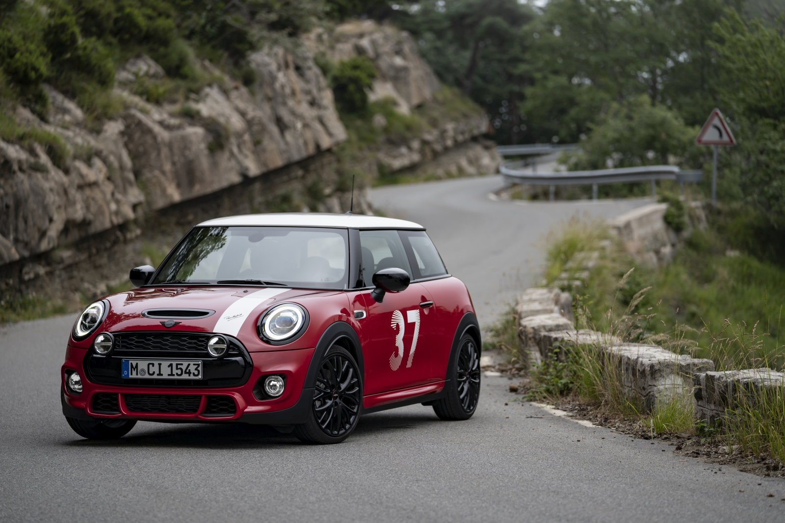 MINI Cooper S Paddy Hopkirk Edition