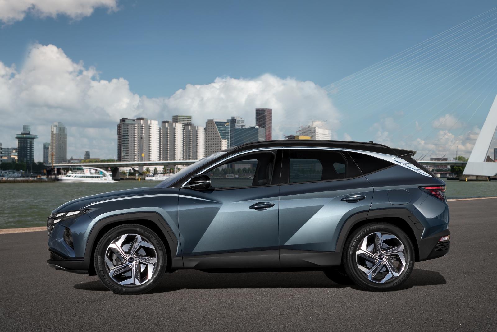 Új Hyundai Tucson