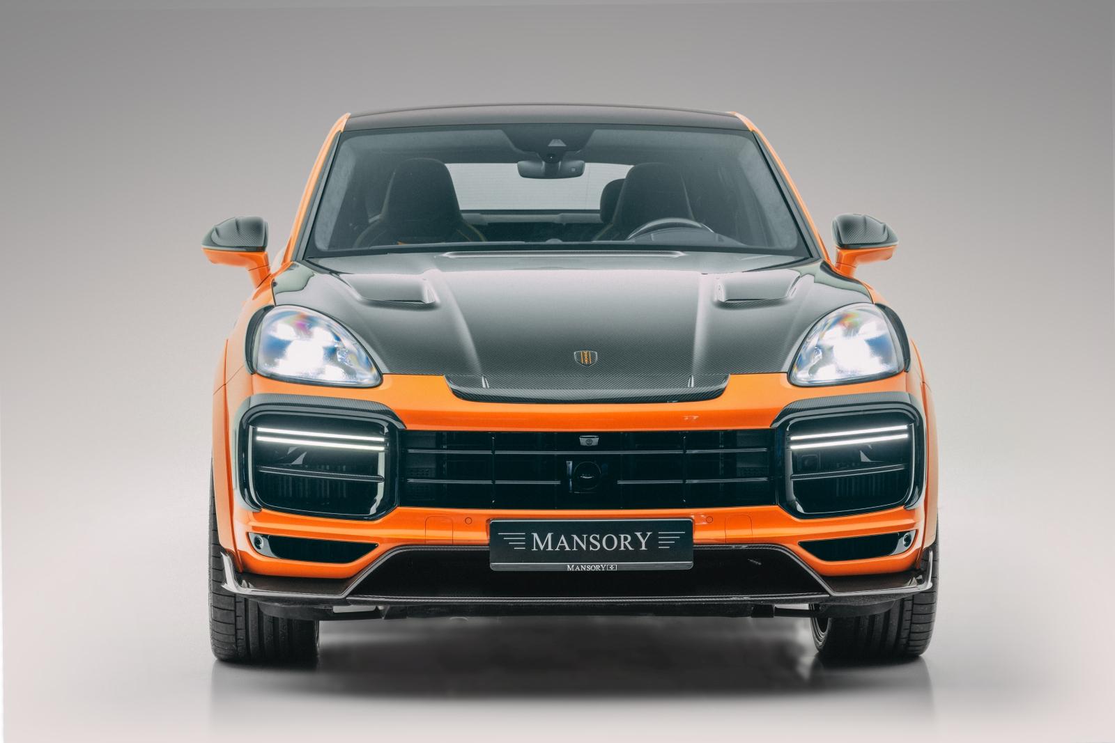 Mansory Porsche Cayenne és Cayenne Coupé
