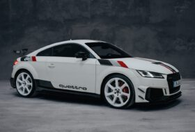 audi, audi tt, quattro, tt rs, tt rs 40 years of quattro
