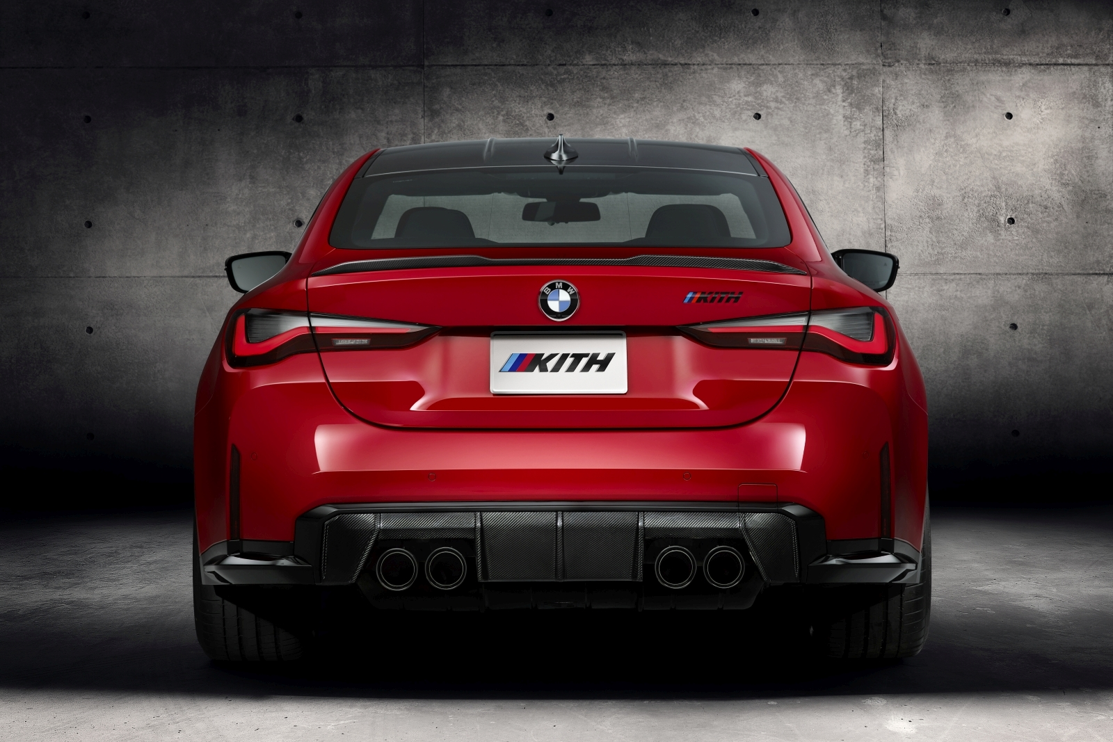 A BMW M4 Competition x KITH