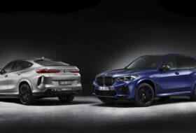 bmw, bmw m, first edition, x5 m competition, x6 m competition