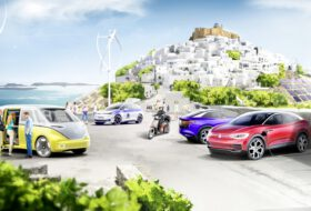 e-robogó, elektromos, klímasemleges, mobilitás, seat, volkswagen, zöld energia