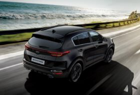 black edition, kia, sportage