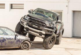 delta4x4, ford, ford ranger, pickup, ranger raptor