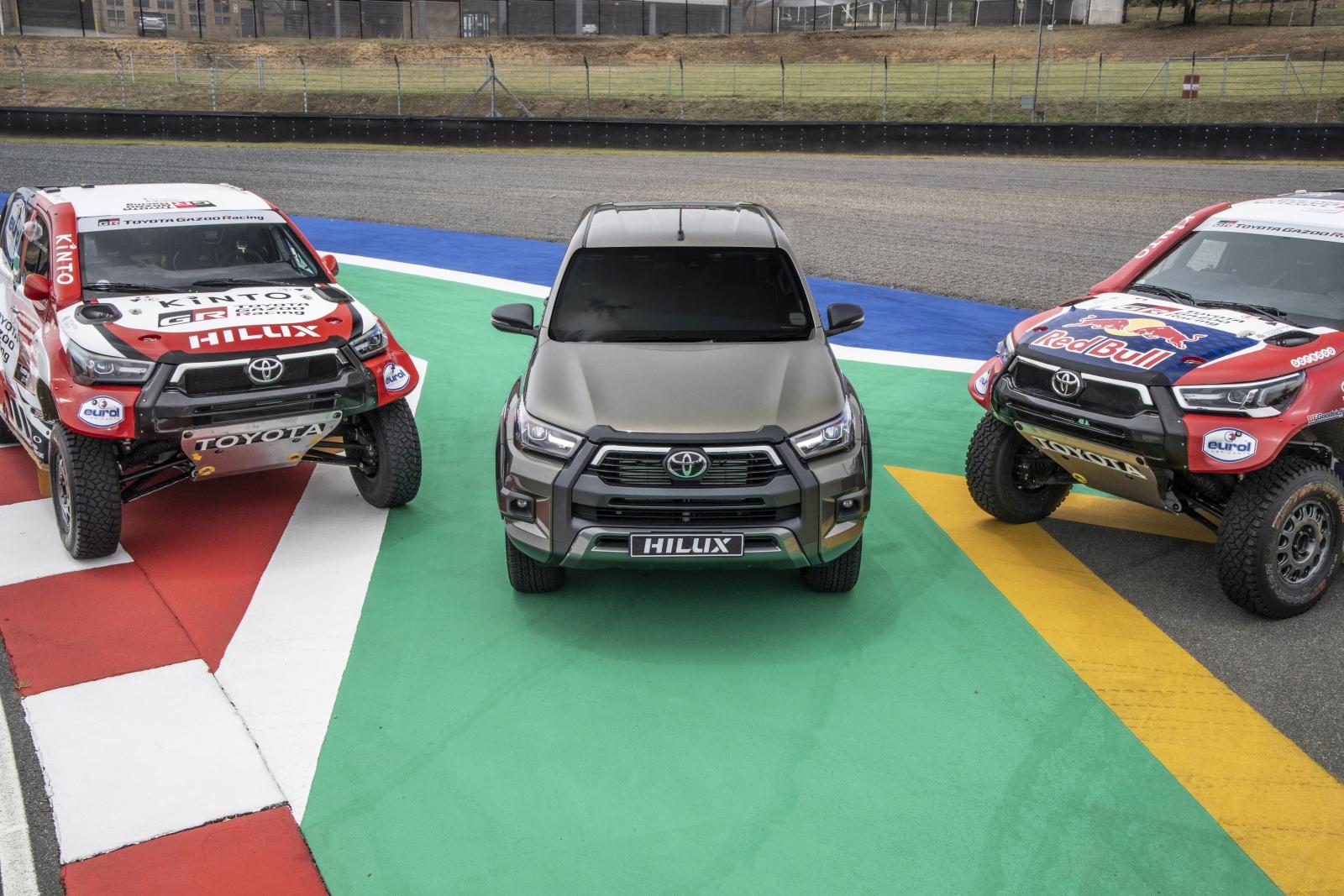 Toyota Dakar Rally 2021