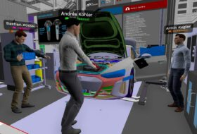 3d-szkennelés, audi, e-tron gt, fenntartható, kiterjesztett valóság, virtuális tervezés