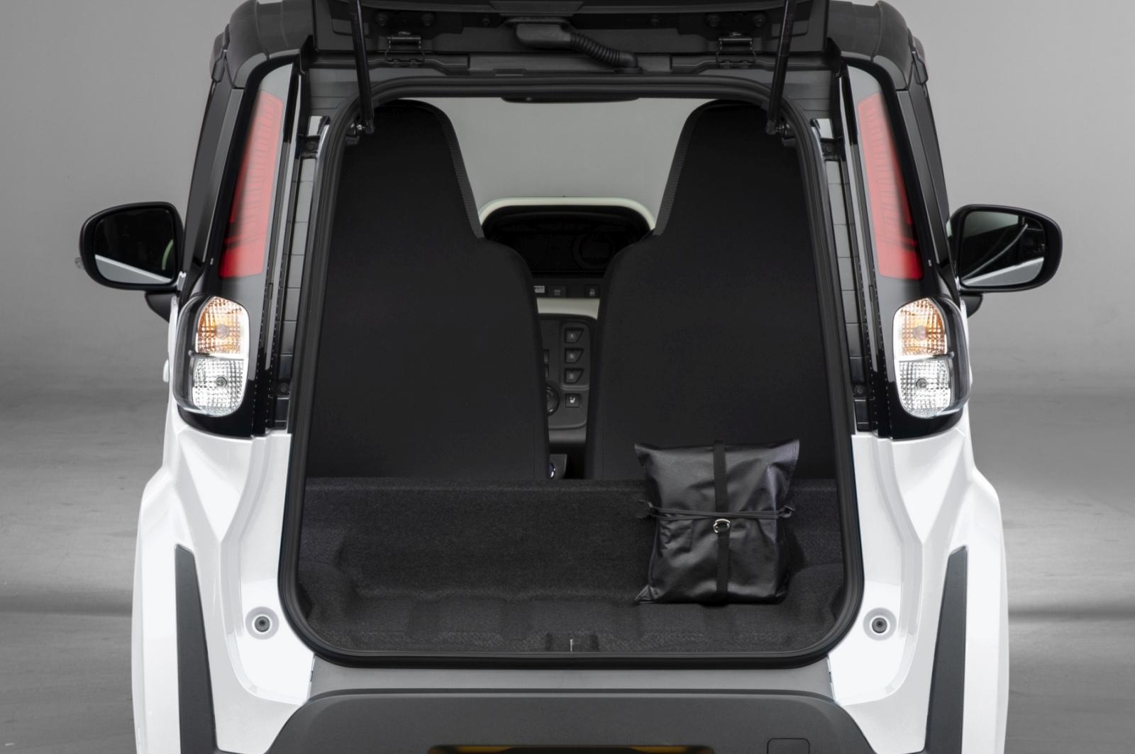 Toyota C+pod