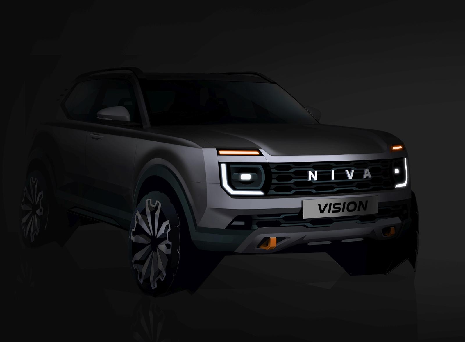 2021 - Lada Niva Vision