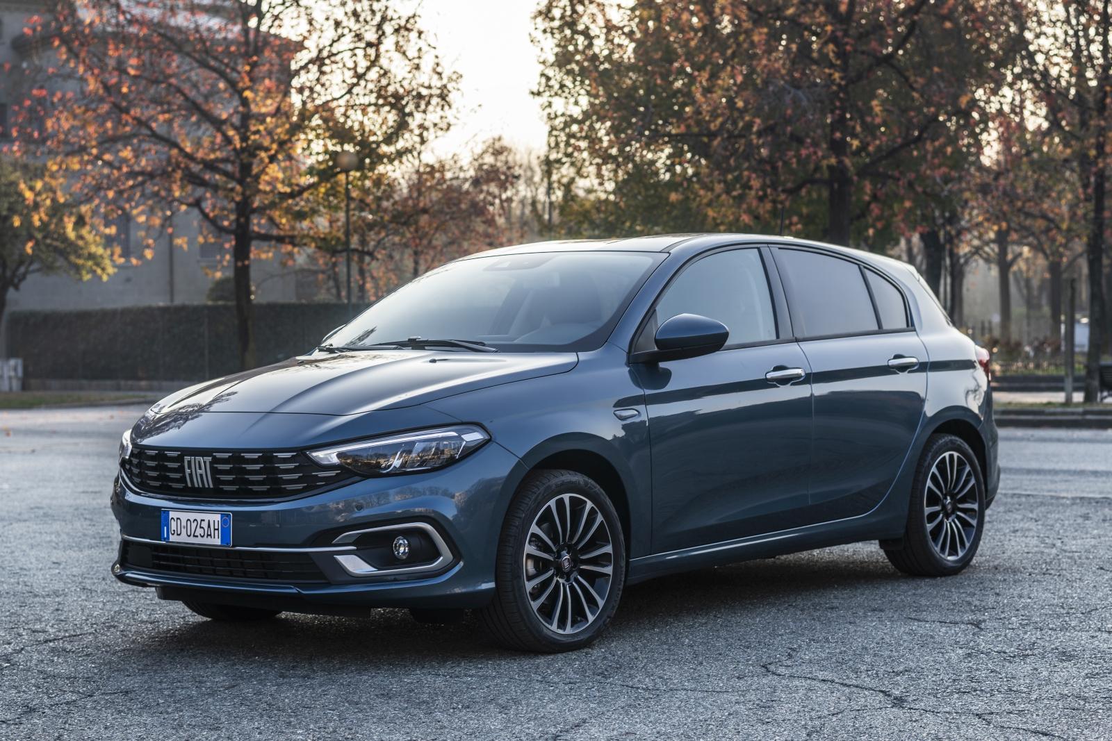 Új Fiat Tipo modellcsalád