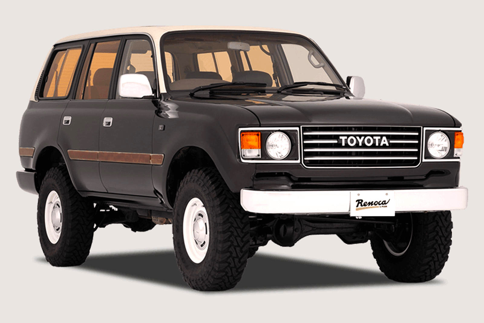 Renoca Toyota restomodok