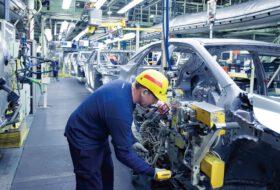 autógyártás, autógyártó, toyota