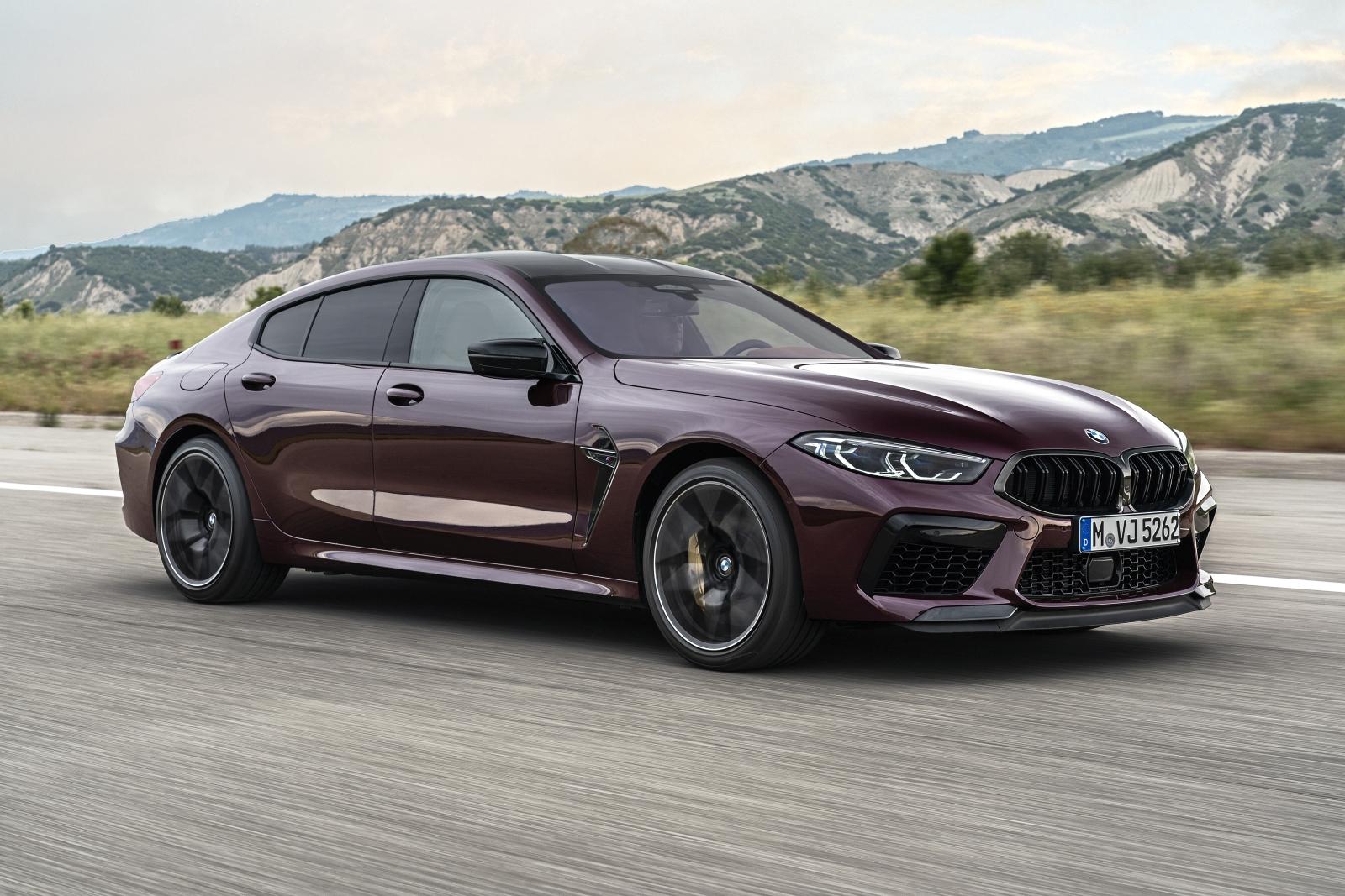 BMW újdonságok tavasztól