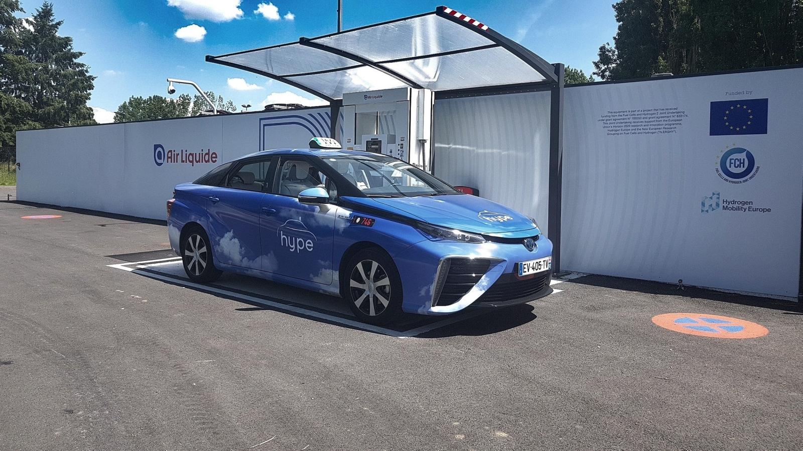 Hype Toyota Mirai