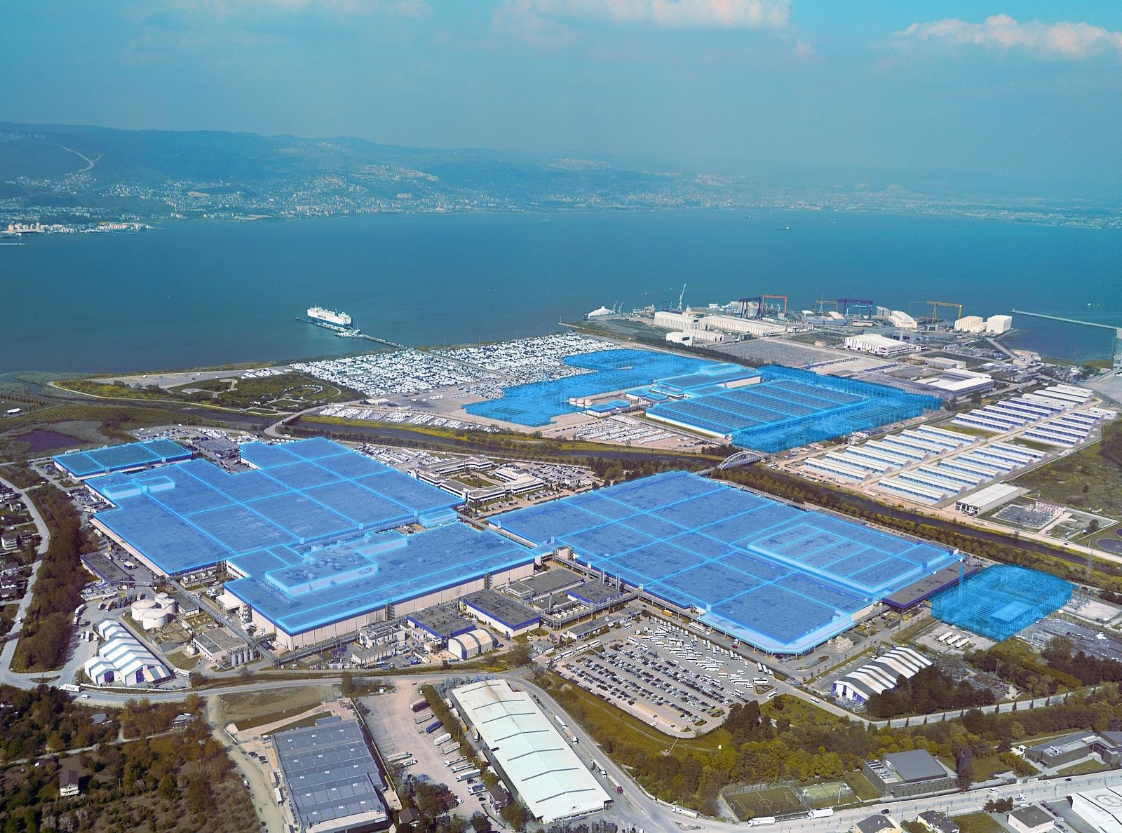 Ford Otosan Plant