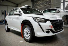 208 rally4, peugeot, peugeot sport, tagai racing technology, tagai tamás