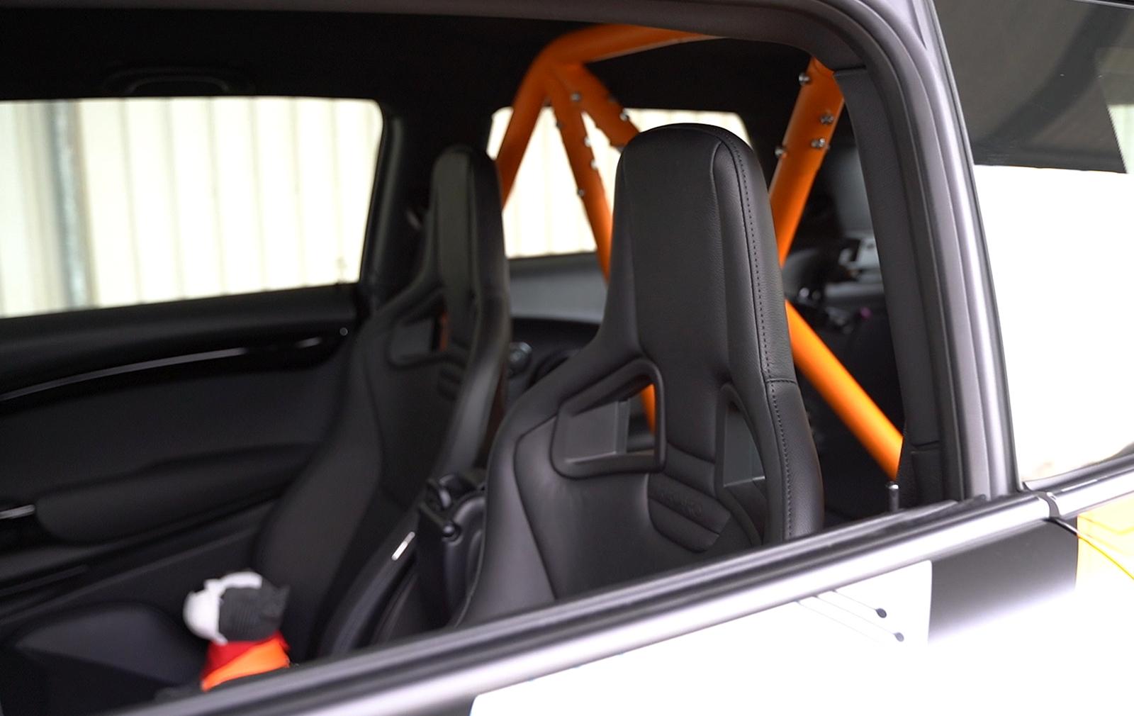 Octanefactory MINI Cooper SE