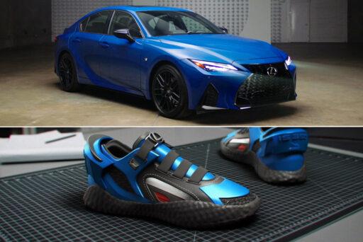 is 350, lexus, lexus is, sneaker