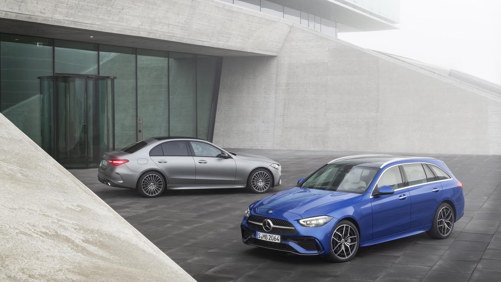 Mercedes-Benz C-Klasse, 2021Mercedes-Benz C-Class, 2021