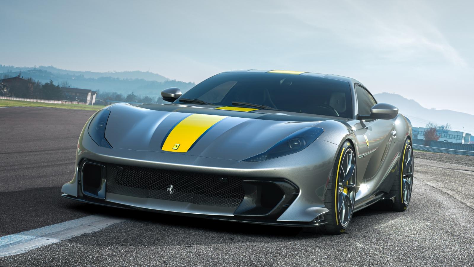 Ferrari V12 Berlinetta