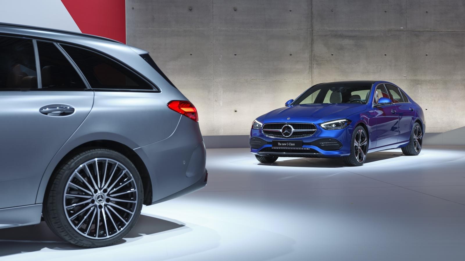 Verkaufsstart für C-Klasse Limousine und T-ModellStart of sales for C-Class Saloon and Estate