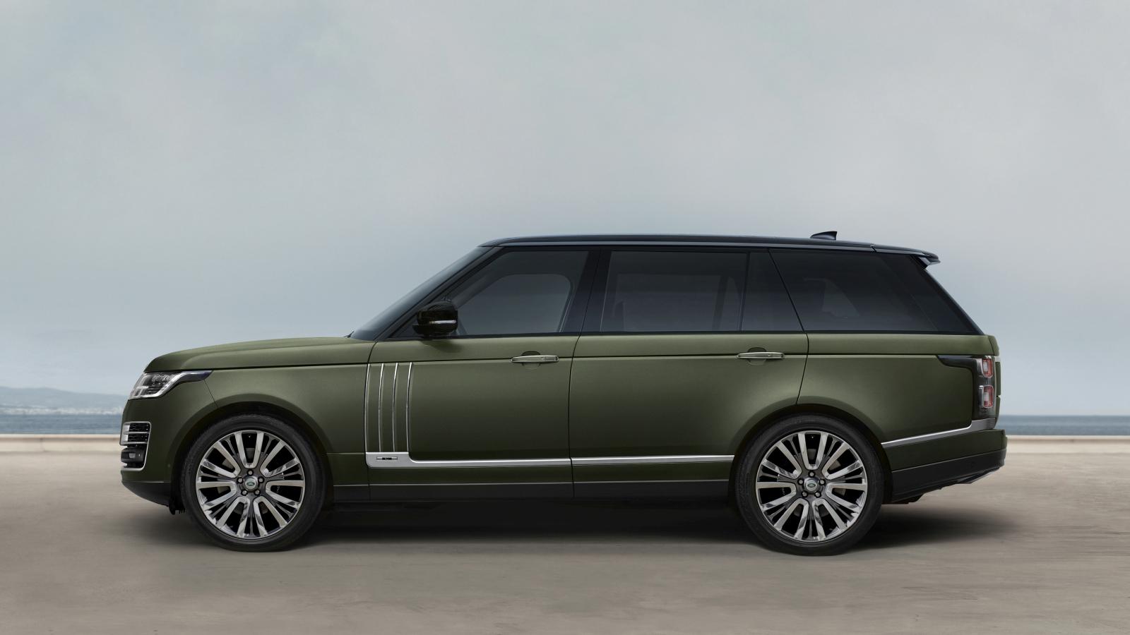 Range Rover SVAutobiography Ultimate edition