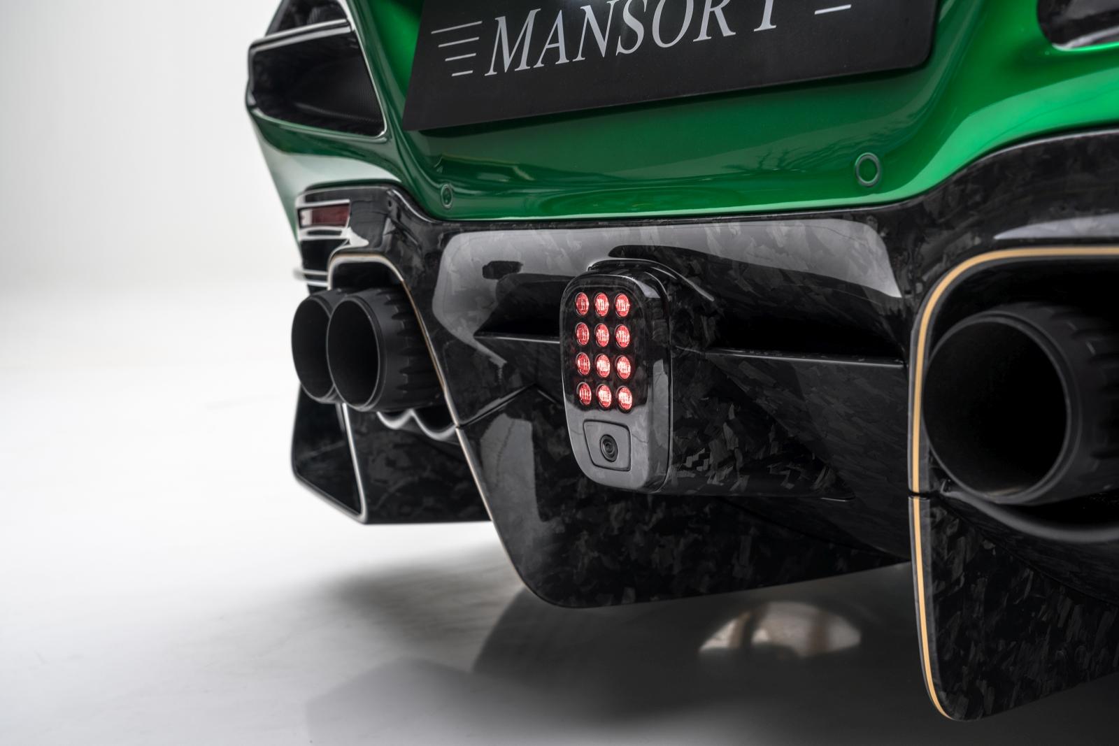 Mansory Ferrari F8XX