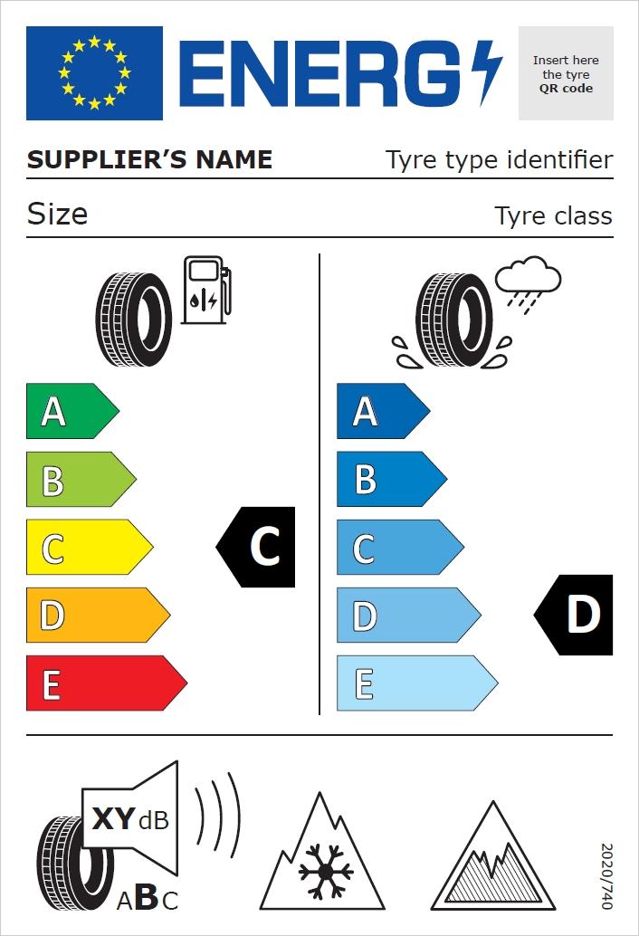 energy label 1