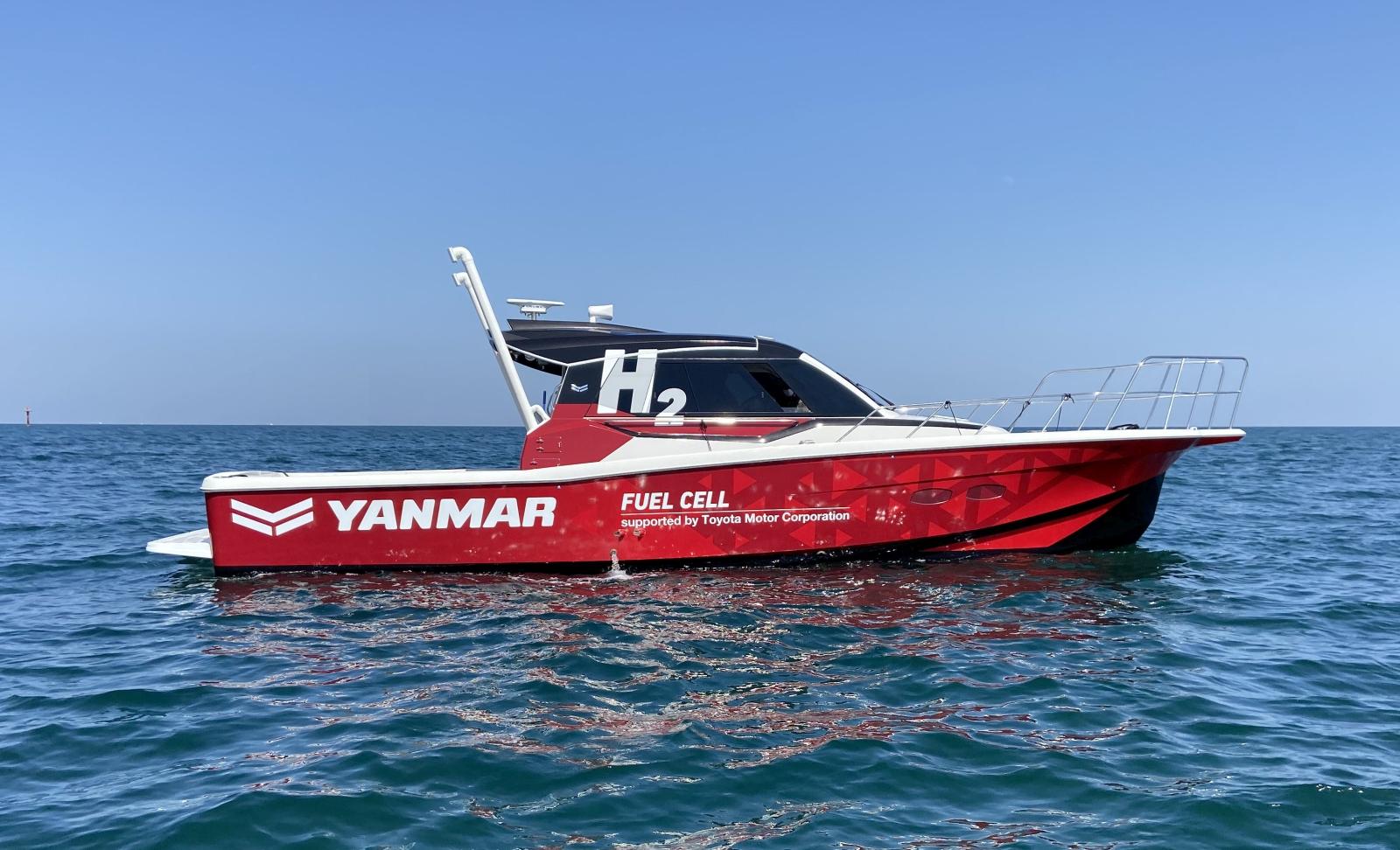 Yanmar kishajó
