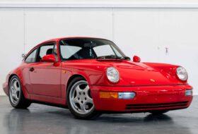 964, carrera rs, porsche, porsche 911