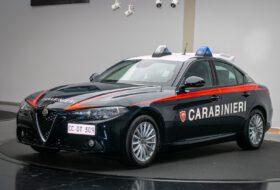 alfa romeo, carabinieri, giulia, rendőrség