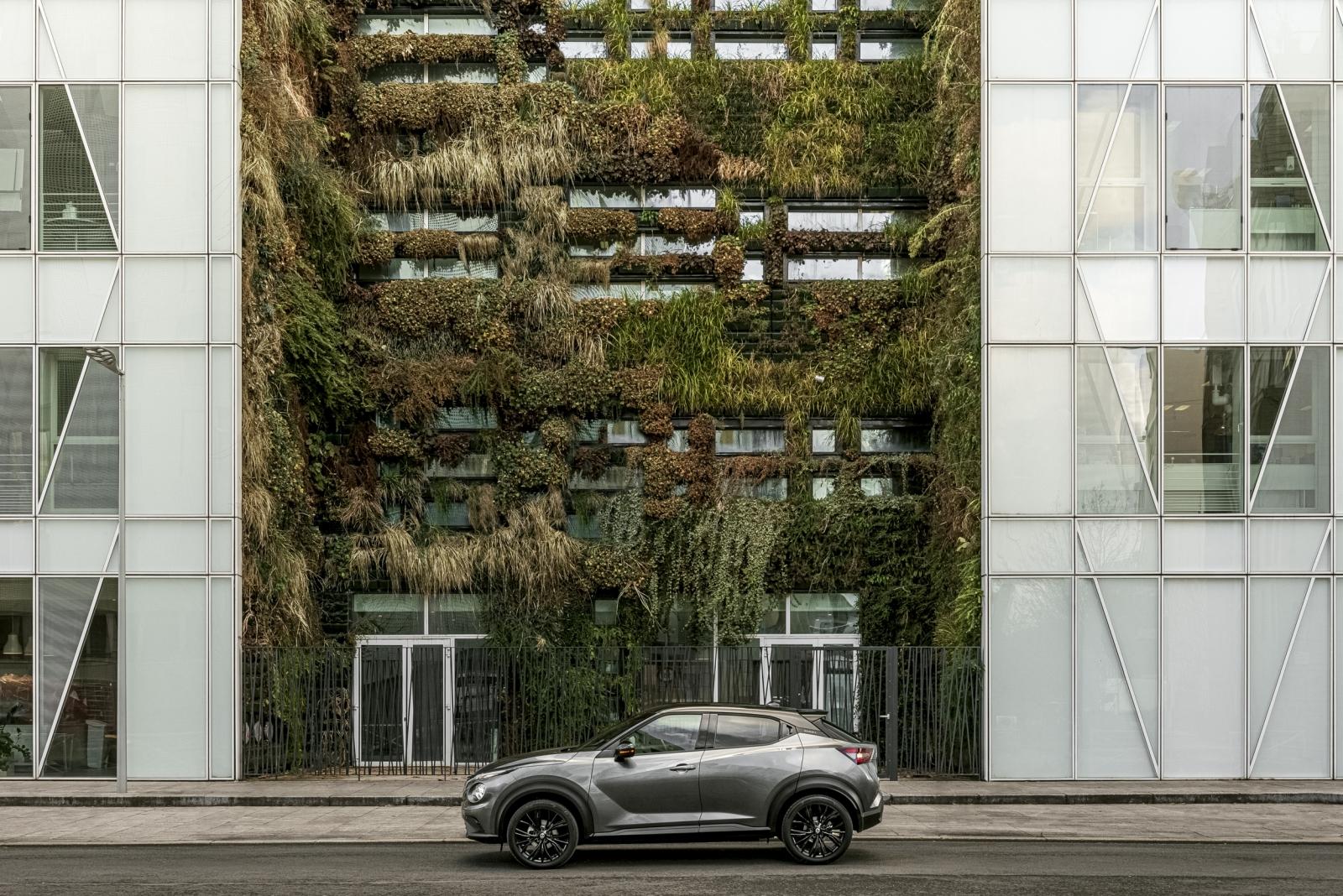 Nissan Juke városi fotózási verseny