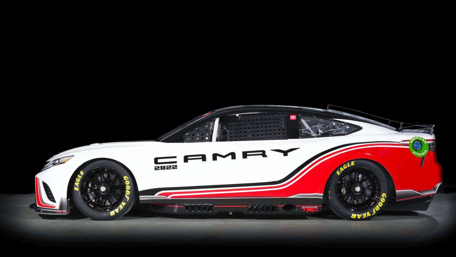 Toyota TRD Camry NASCAR