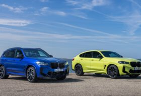 bmw, suv, x3 m competition, x4 m competition