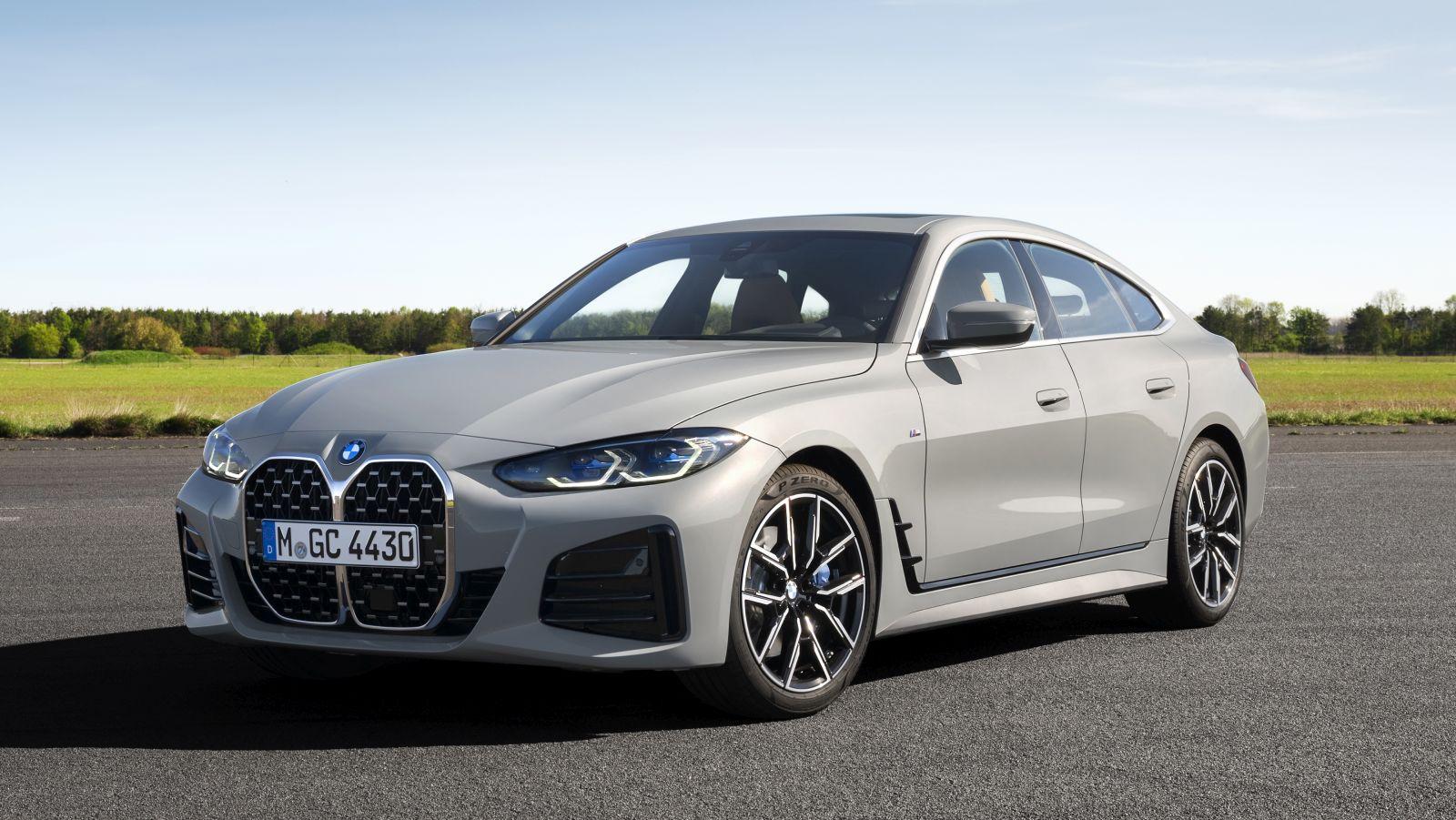 BMW 4-es Gran Coupé