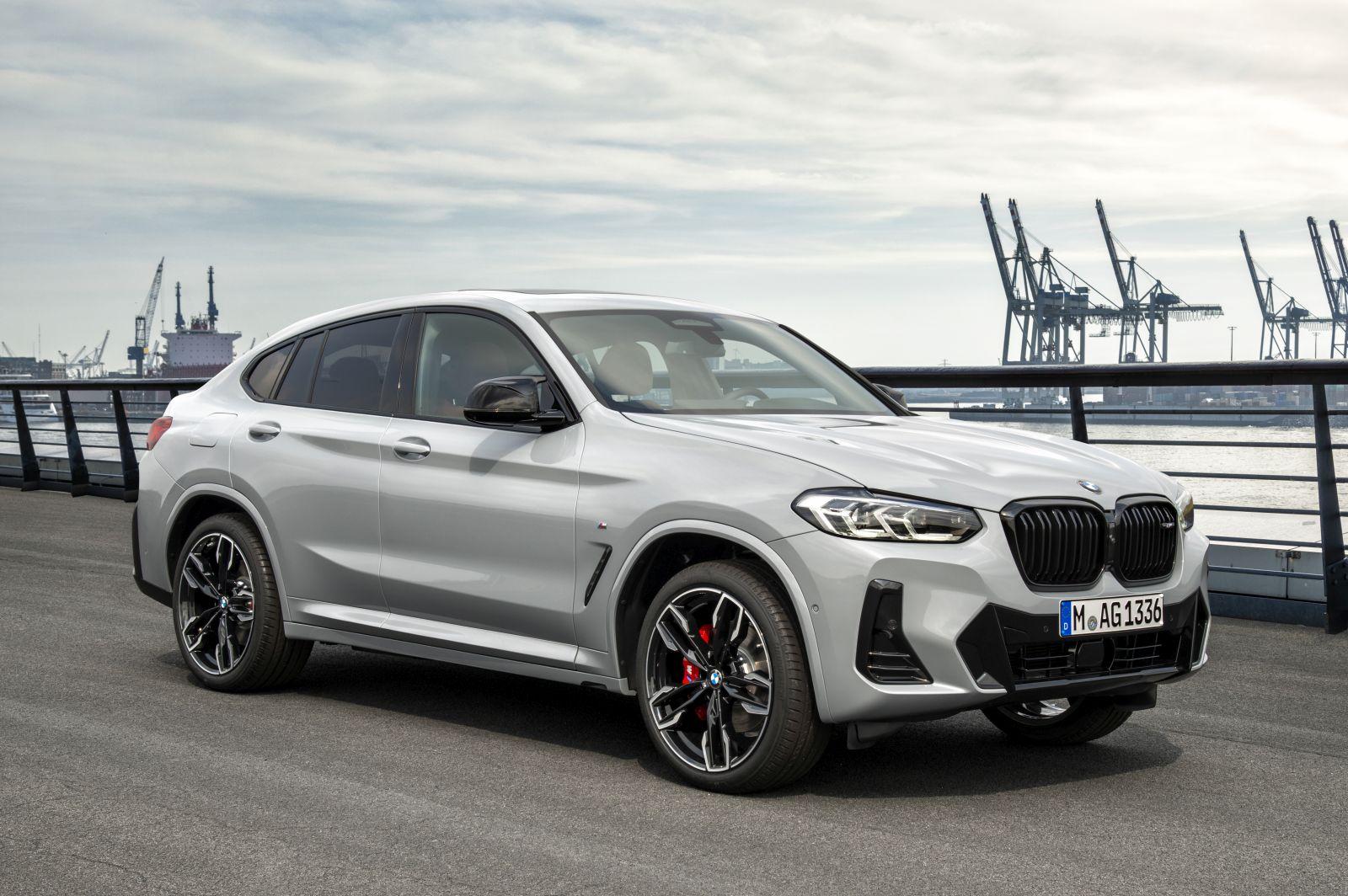 Új BMW X3 és X4