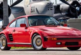 911 turbo, 930 turbo, árverés, eladó porsche, ferdinand porsche, oldtimer