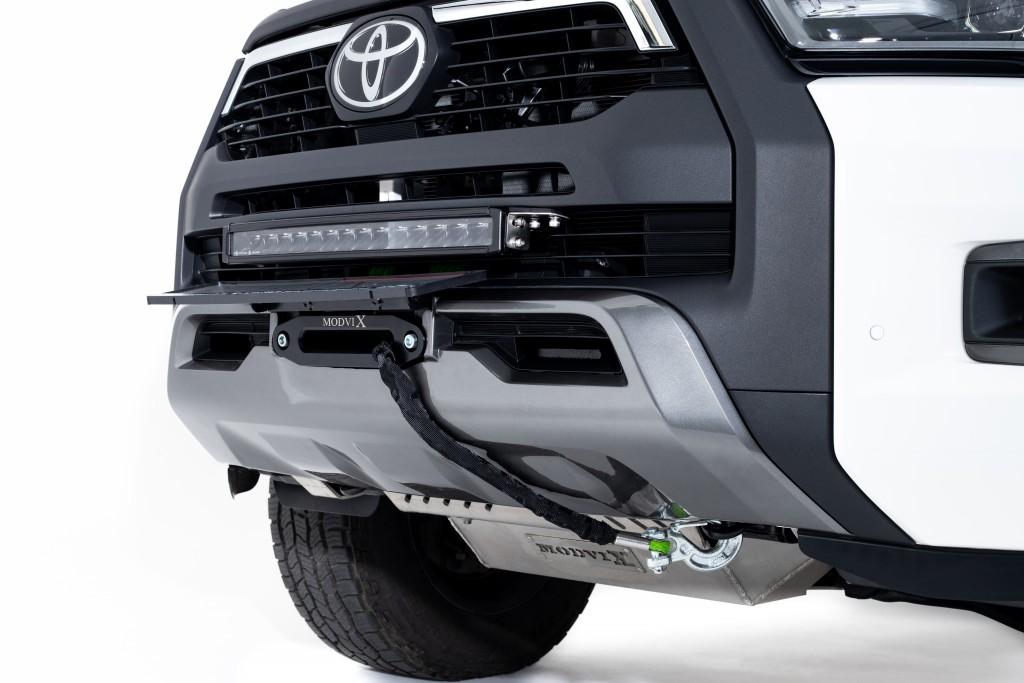 Toyota Hilux offroad és vadász kiegészítők