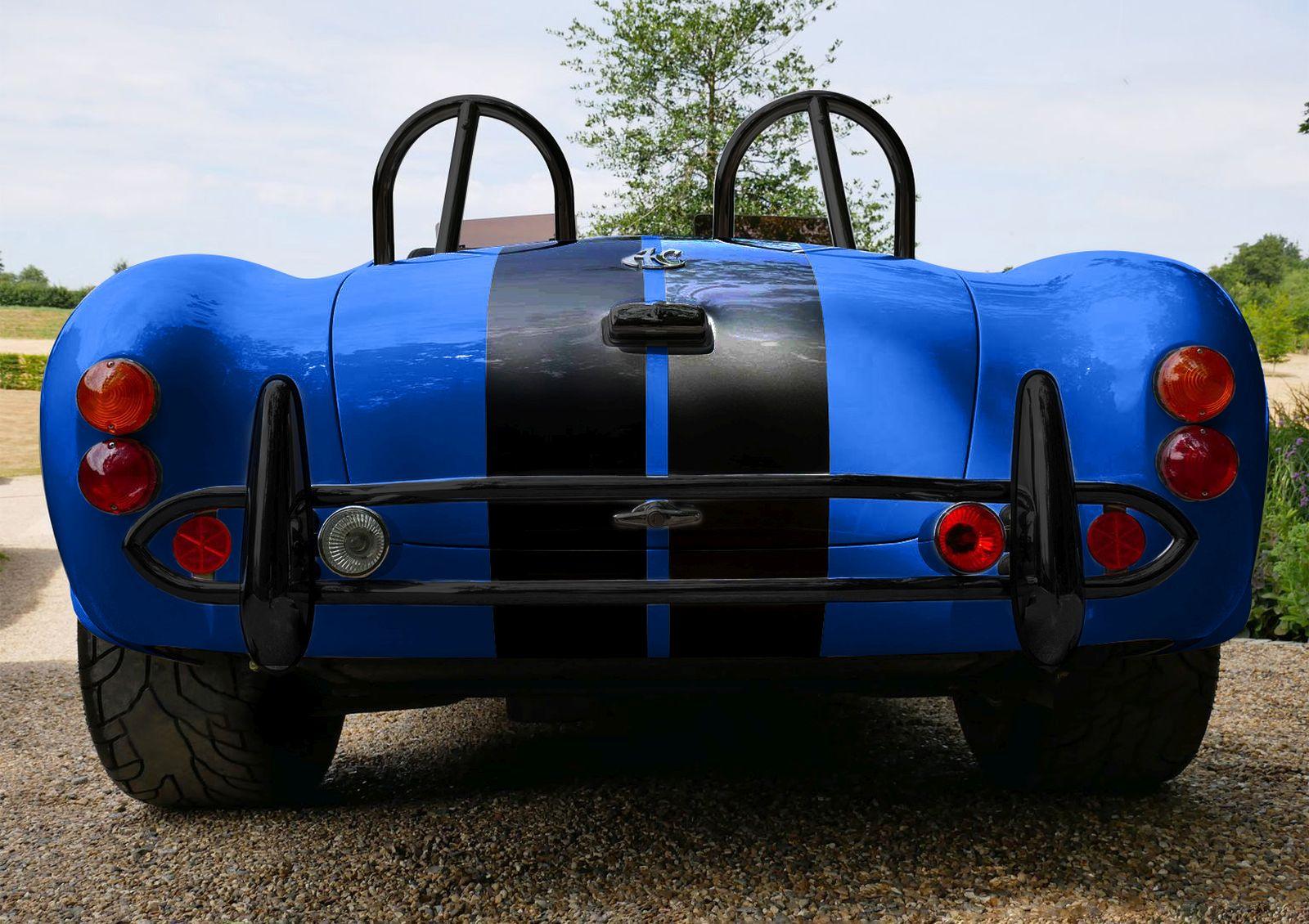 AC Cobra Series 4–electric